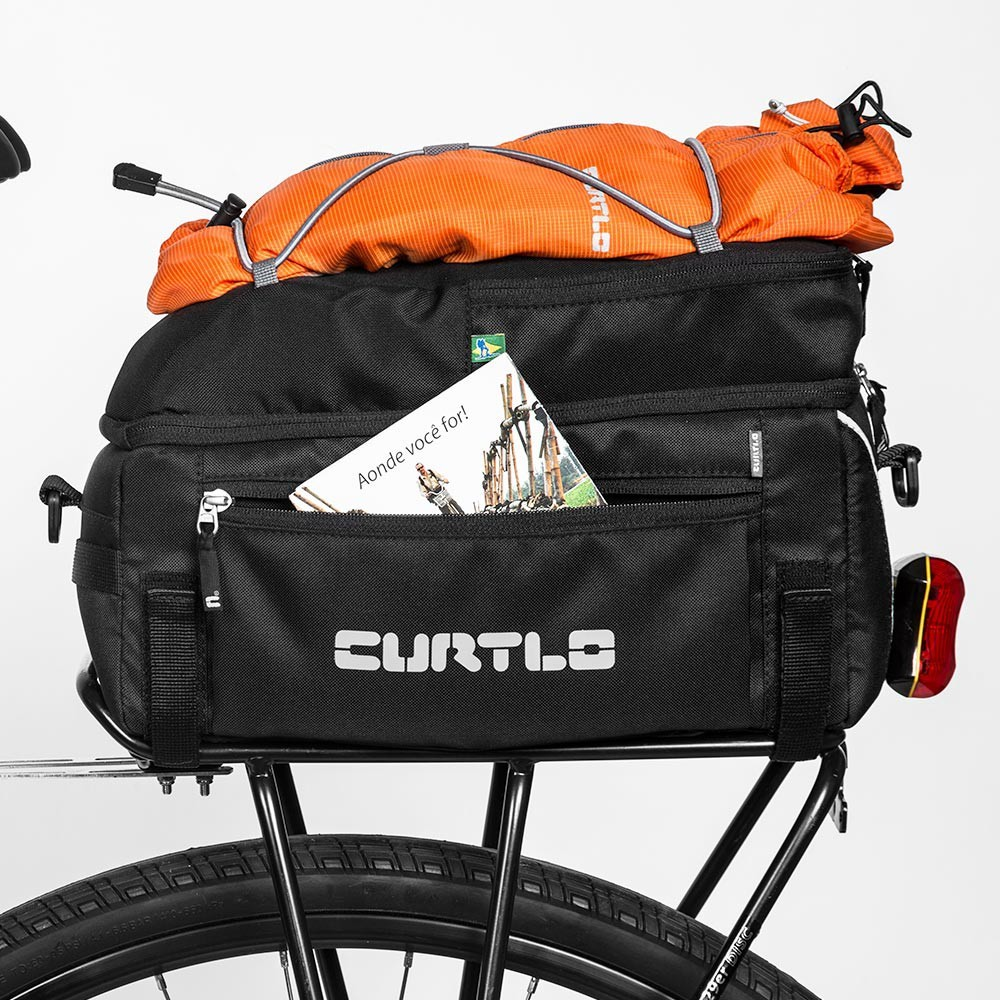 ALFORGE RACK PACK P/BIKE CURTLO  - foto principal 1