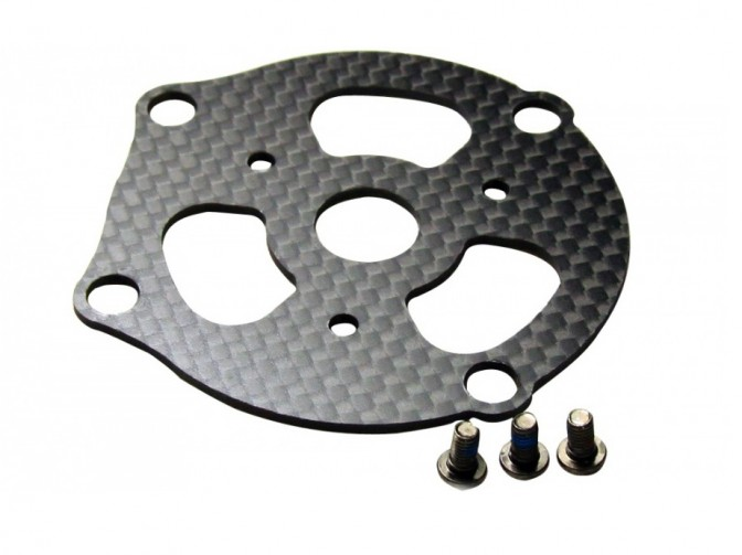 S1000 part 43 - Premium Motor Mount Carbon Board