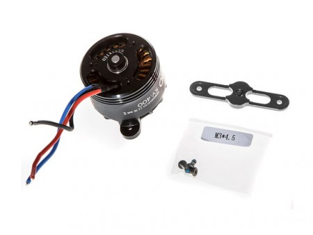 S1000 part 54 / part 21 S900 4114 Motor with black Prop cover  - foto principal 1