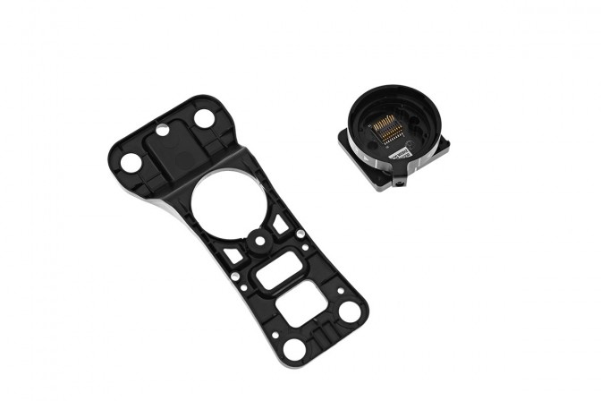 Inspire 1 Part 41 Gimbal Mount & Mounting Plate -  Montante Gimbal e Montante Plate  - foto principal 2
