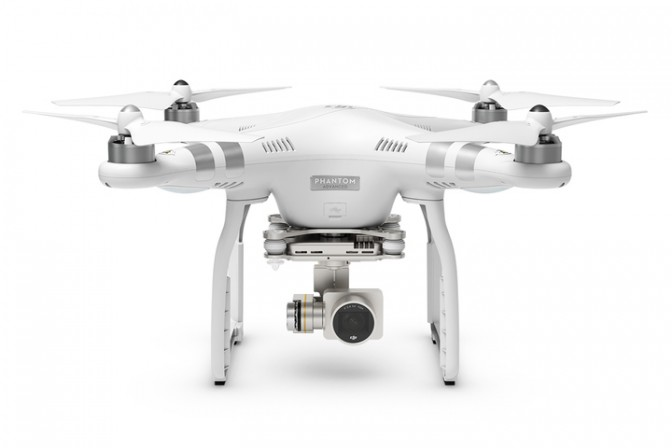 DJI Phantom 3 Advanced  - foto principal 1