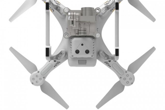 DJI Phantom 3 Advanced  - foto principal 3