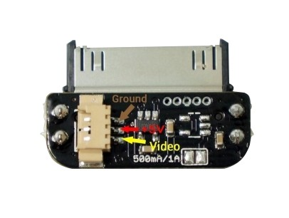 Conector Gopro TBS Discovery Pro