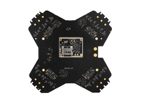 Phantom 3 Part 33 ESC Center Board - ESC Placa Central