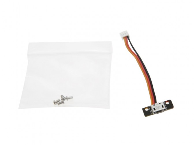 Phantom 3 Part 47 USB Port Cable - Porta USB