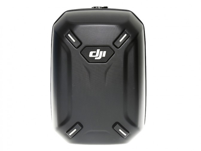 Phantom 3 Part 52 DJI Phantom 3 Hardshell Backpack - Hardshell  - foto principal 2