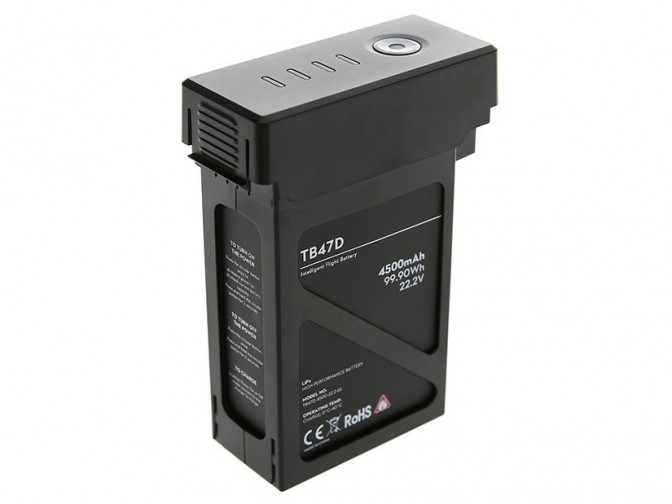 Matrice 100 Part 05 TB47 Battery