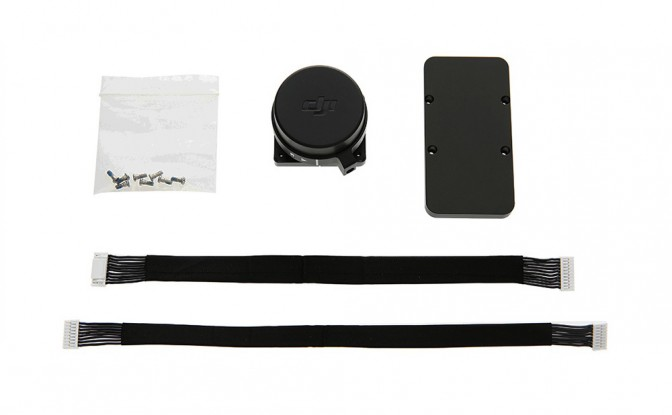 DJI Matrice 100 Part 02 Gimbal Kit