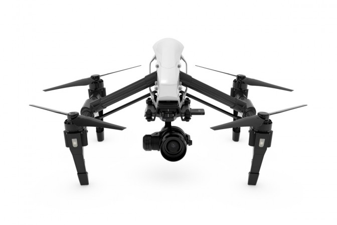 DJI Inspire 1 RAW (Dois Controles)