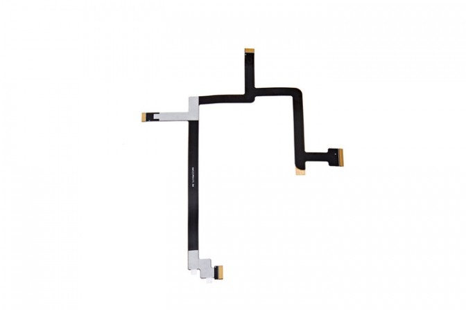 Phantom 3 Part 85 Flexible Gimbal Flat Cable Standard - Flat Flexível Gimbal
