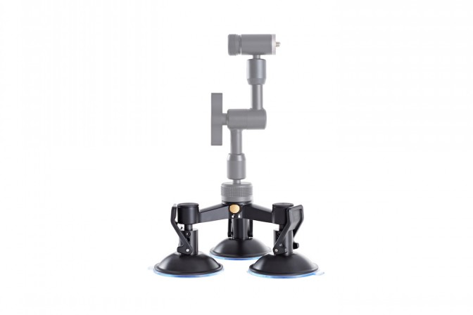 Osmo Part 36 Triple Mount Suction Cup Base - Base com ventosa tripla  - foto principal 2