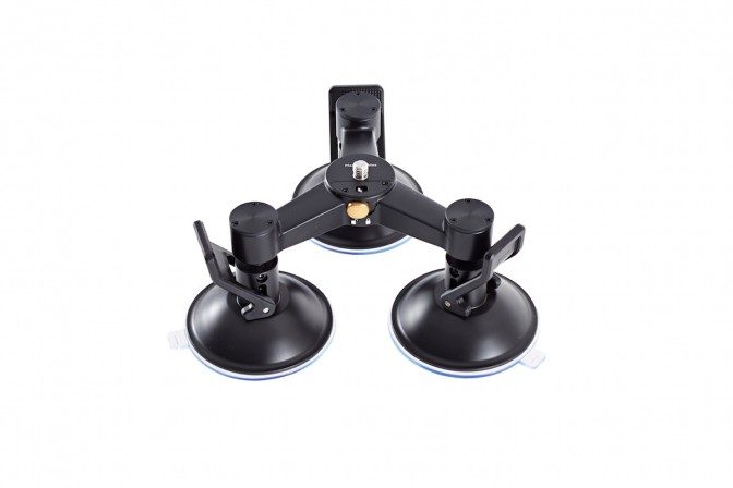Osmo Part 36 Triple Mount Suction Cup Base - Base com ventosa tripla  - foto principal 5