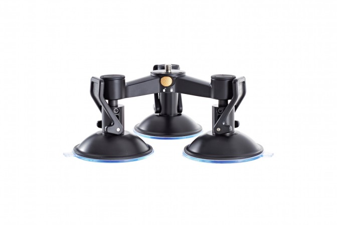 Osmo Part 36 Triple Mount Suction Cup Base - Base com ventosa tripla  - foto principal 3