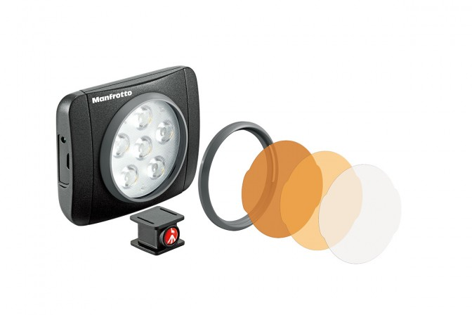 Manfrotto Lumie Led  - foto principal 3
