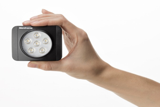 Manfrotto Lumie Led  - foto principal 5