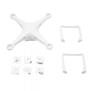 Phantom 3 Part 72 Shell (Includes Top & Bottom Covers)(Sta) - Shell P3 Standard  - foto 1