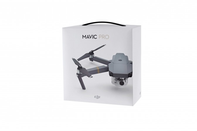 novo DJI Mavic Pro - Wherever You Go