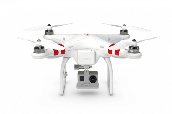DJI Phantom 1 (V1)  Refurbished  - foto principal 2