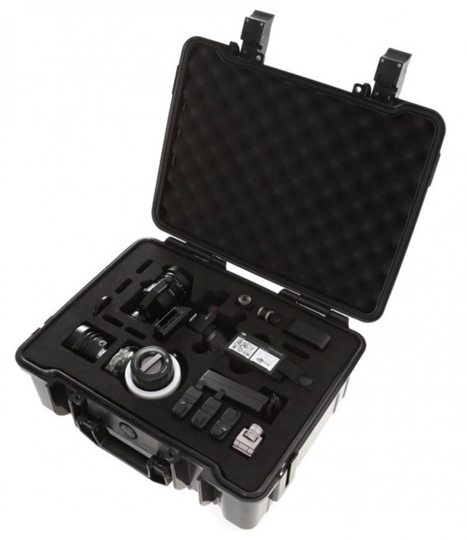 DJI Osmo Part 78 Carrying Case (Osmo RAW)  - foto principal 2