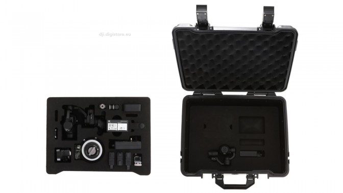 DJI Osmo Part 77 Carrying Case (Osmo PRO)