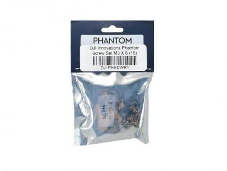Phantom Part 16  Screw Pack - Parafusos