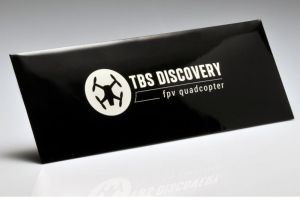 TBS Discovery top/bottom plate  - foto 3