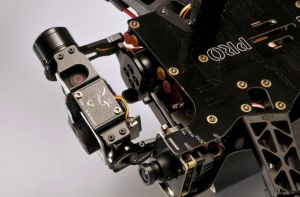 TBS Discovery PRO Gimbal Frame  - foto 4