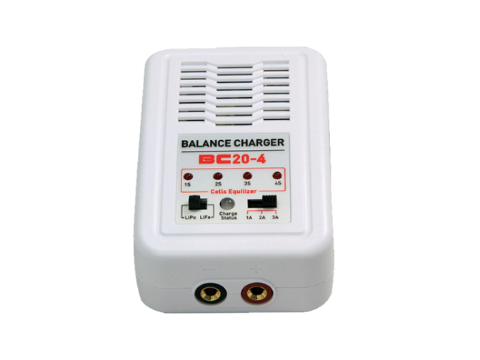 Phantom Part 14 Battery Charger - Carregador de Bateria