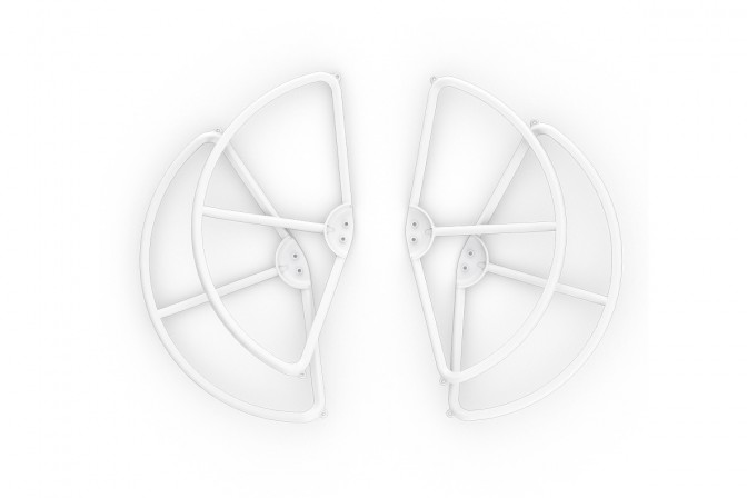 Phantom 2 Vision Part 28 Propeller Guard - Protetor de Hélices Phantom 2  - foto principal 2