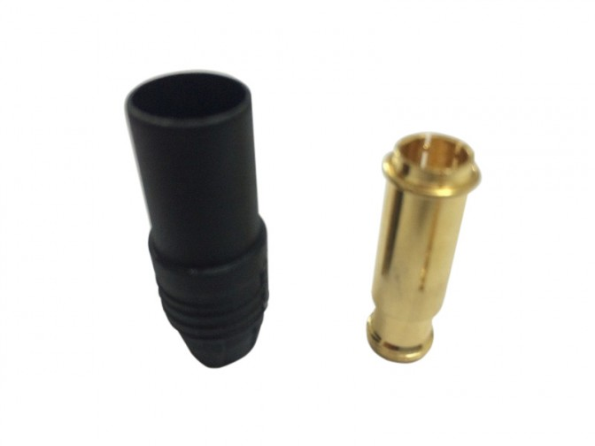 Conector AS150 Femea Preto