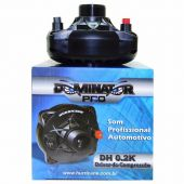Driver Profissional Hurricane Dh-0.2k 100w Rms (dominator)
