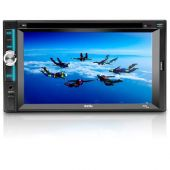 Central Multimidia Multilaser Zion P3307 Dvd Cd Automotivo