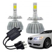 Kit Xenon Super Led H4 12v 30w 6200k - Multilaser Au834