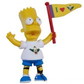 Miniatura Colecionável Multikids Os Simpsons Bart Simpson