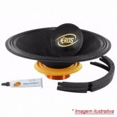 Kit Reparo Eros 312 Mg 12 Pol 4 Ohms E-312 Original Woofer