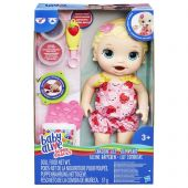 Baby Alive Lanchinho Divertido Loira Super Snacks Has