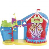 Circo De Bichinhos Da Polly Pocket Mattel