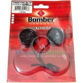 Mini Tweeter Bomber Piezo 120 Watts Original
