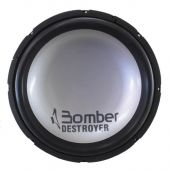 Subwoofer 12 Polegadas Bomber Destroyer 1200 Watts RMS 2x4 ohms