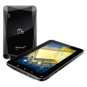 Tablet Diamond Lite Tela 7 polegadas Wifi 4Gb 1.3mp Android Multilaser