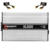 Modulo Amplificador Taramps Hd 5000 Rms 2 Ohms 1 Canal - HD5000