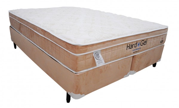 Cama Box Englander Hard Gel 158x198x28cm