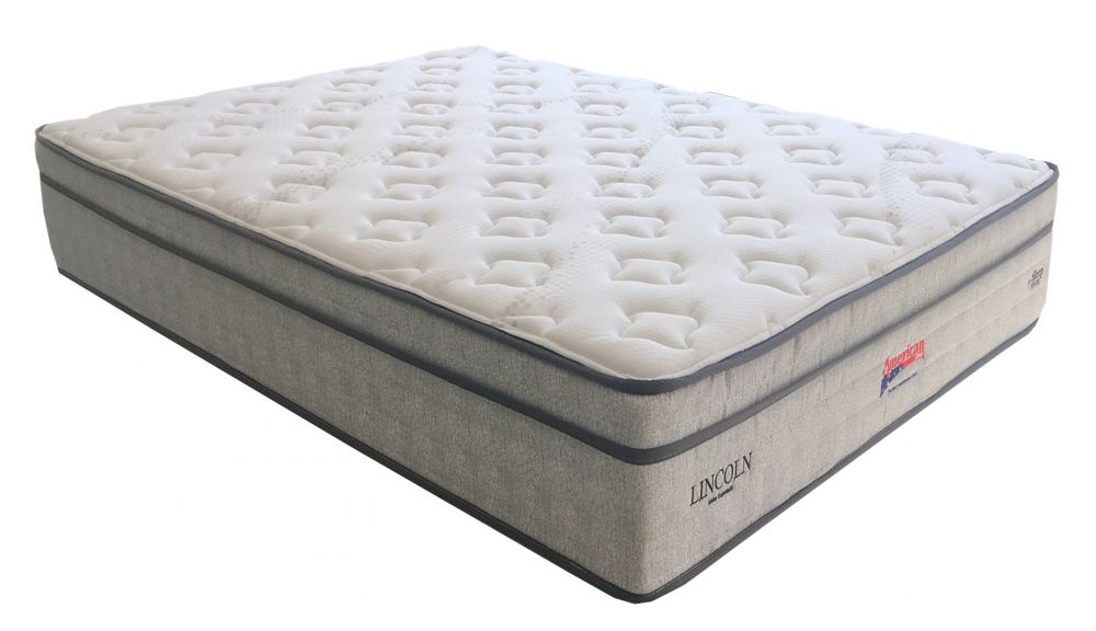 Colchão American Sleep Modelo Lincoln King Size 1,93 x 2,03
