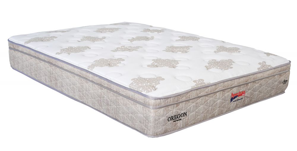 Colchão American Sleep Modelo Oregon Queen Size 1,58 x 1,98