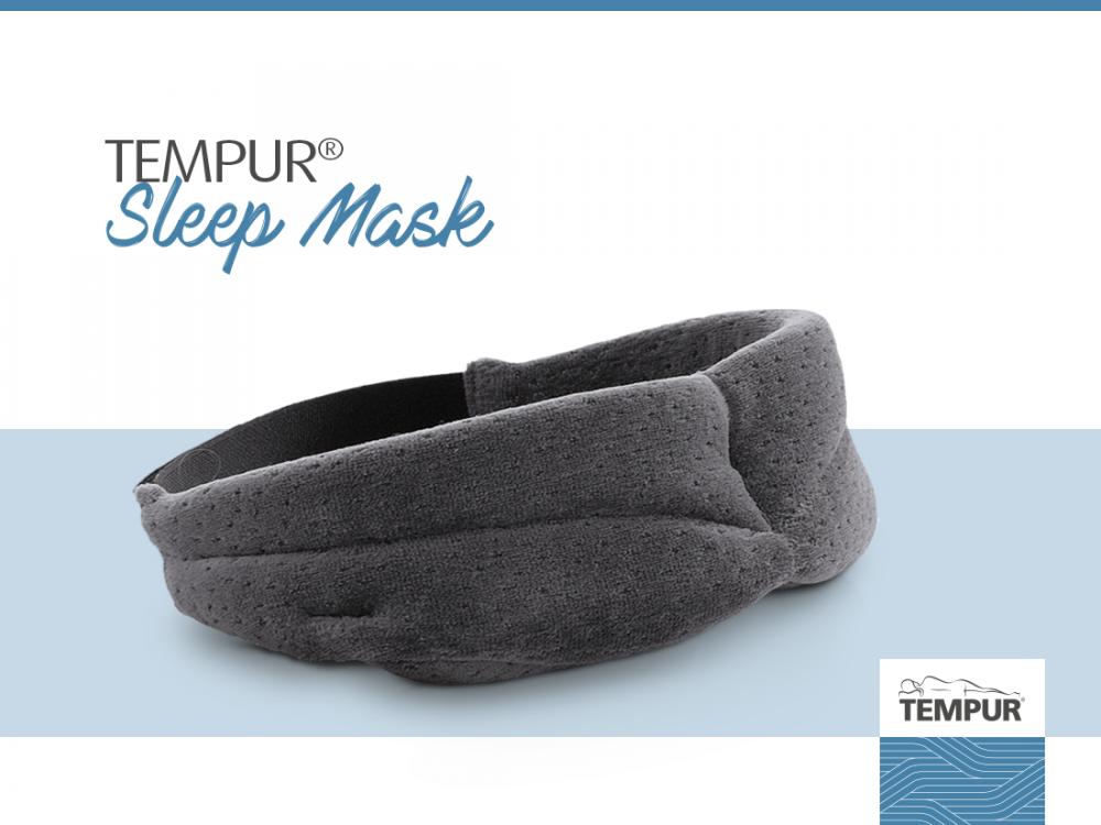 Tempur® Sleep Mask Travel