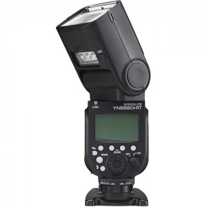 Flash Yongnuo Speedlite YN-968EX-RT para Canon