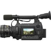 Filmadora Sony PMW-F3K XDCAM Sensor CMOS Exmor Super 35mm Full HD com Lentes Cinealta 35mm, 50mm e 85mm