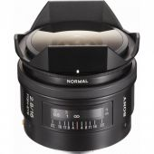 Lente Sony 16mm f/2.8 Alpha Fisheye A-Mount - SAL16F28