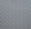 Papel Scrap Chevron - Cor: Preto - 180g