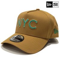 Boné NEW ERA NYC Kaki
